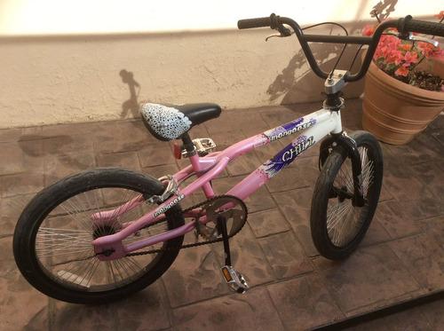 Bicicleta Para Niña Con Casco