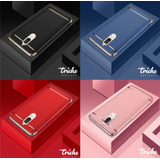 Funda Lujo Ejecutiva Seria Oficina Color Huawei Mate 10 Lite