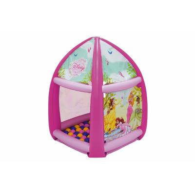 Princesas alberca pelotas casita inflable infantil juego - Casitas de princesas ...