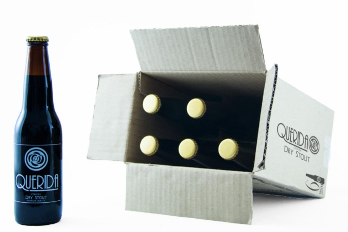 Cerveza QUERIDA | Dry Stout - 6Pack (SixPack)
