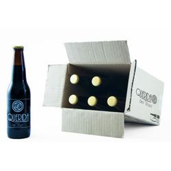 Cerveza QUERIDA | Dry Stout - 6Pack (...