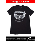 Playera Oficial AIRBOURNE Rock For Life