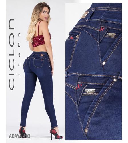 Lote De 3 Ciclon Jeans Fit Colombiano Push Up Envio Gratis En Venta En Cuauhtemoc Distrito Federal Por Solo 1 490 00 Ocompra Com Mexico