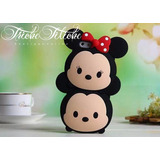 Funda Botarga Minnie & Mickey iPhone 7 Triche