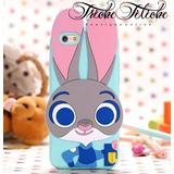 Funda Conejita Zootoopia iPhone 6 Plus iPhone 6s Plus Triche