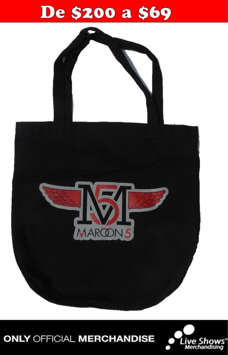 Bolsa Oficial MAROON 5