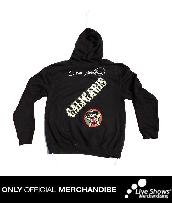 Sudadera Oficial LOS CALIGARIS Logo Black
