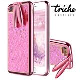 Funda Case Pecera Orejitas Rosa iPhone 6 Plus iPhone 6s plus