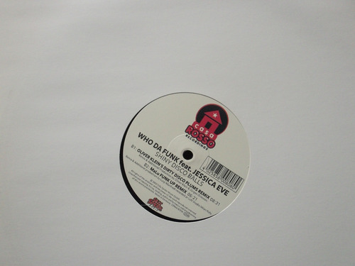 Who Da Funk Feat. Jessica Eve -  Shiny Disco Balls- Germany
