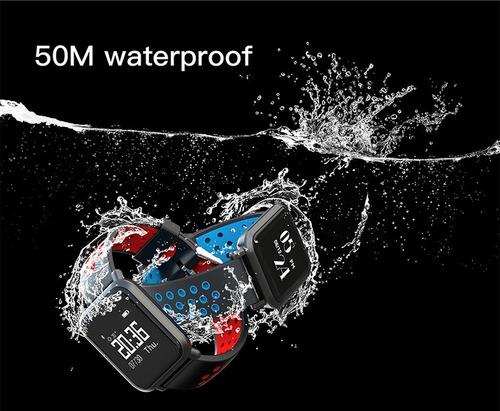 Smart Watch Ip68 S9. Waterprof, Presion Arterial. Sangre Oxi