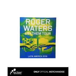 Programa TOUR ROGER WATERS 2018