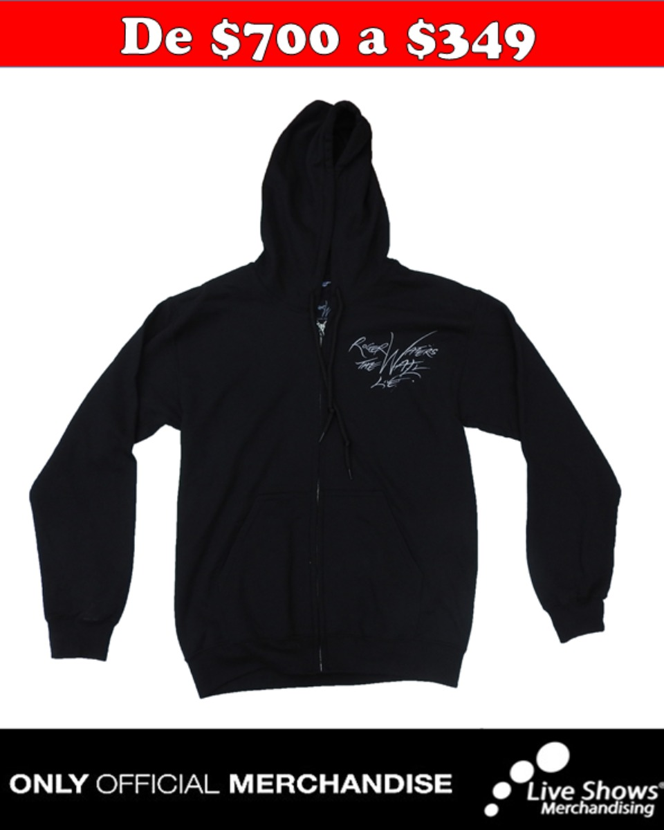 Sudadera Oficial ROGER WATERS Martillo
