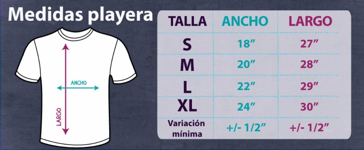 Playera Oficial MEGADETH Mexico