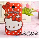 Funda / Botarga  Hello Kitty para Nokia XL
