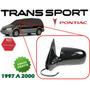 97-00 Pontiac Trans Sport Espejo Lateral Electrico Izquierdo