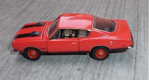 Bonito Carro Plymouth Barracuda 440  1969 en venta en