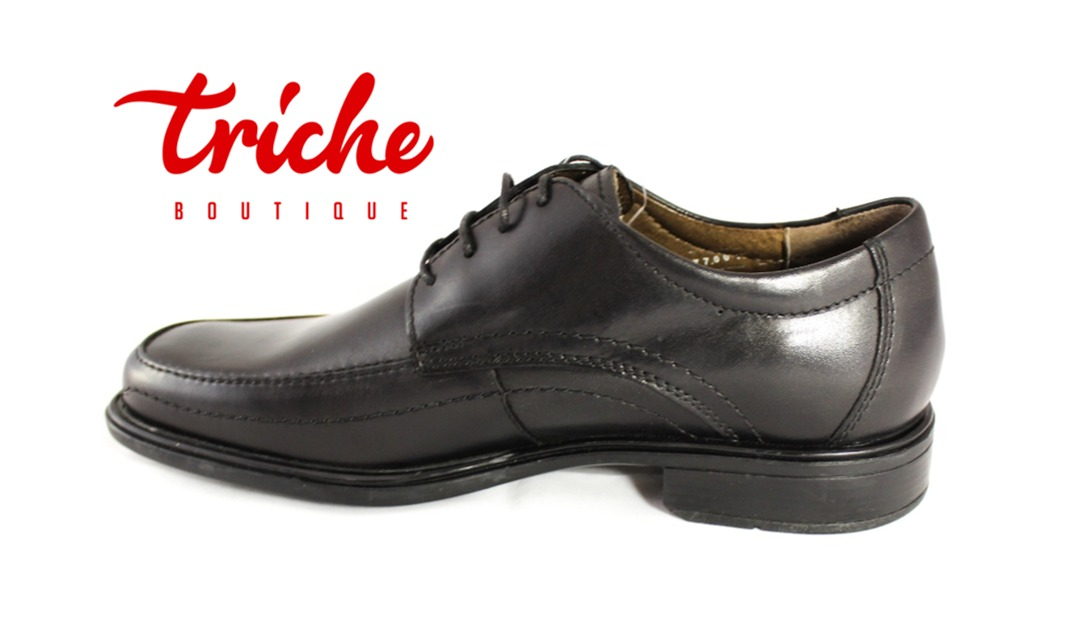 907fa50f Calzado Caballero Negro Flexi 77001 Vestir Confort Agujeta | Triche