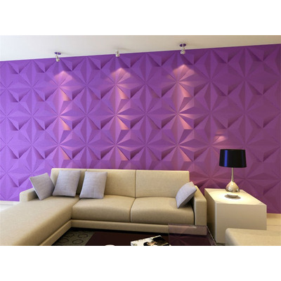 Paneles decorativos para paredes ejemplo de vinilo for Paneles decorativos de pvc