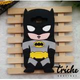 Funda / Botarga de Batman para Galaxy S3 Mini