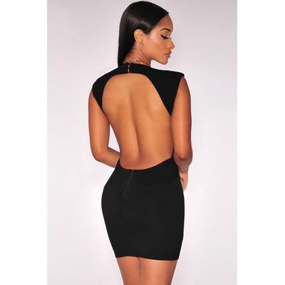Fotos de vestidos cortos pegados al cuerpo