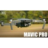 DJI MAVIC PRO DRONE (CÁMARA 4K HD)