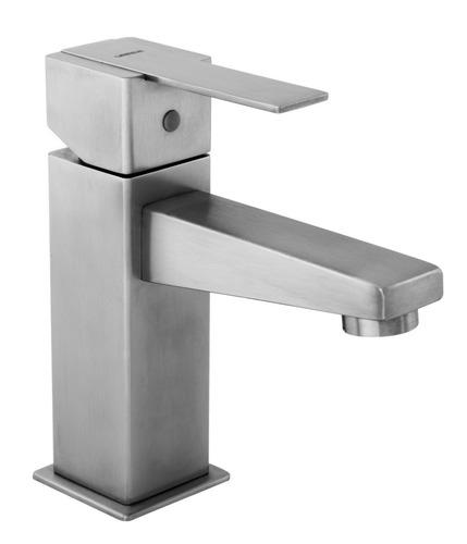 Urrea monomando para lavabo acero inoxidable 9435inox for Lavabo de acero inoxidable