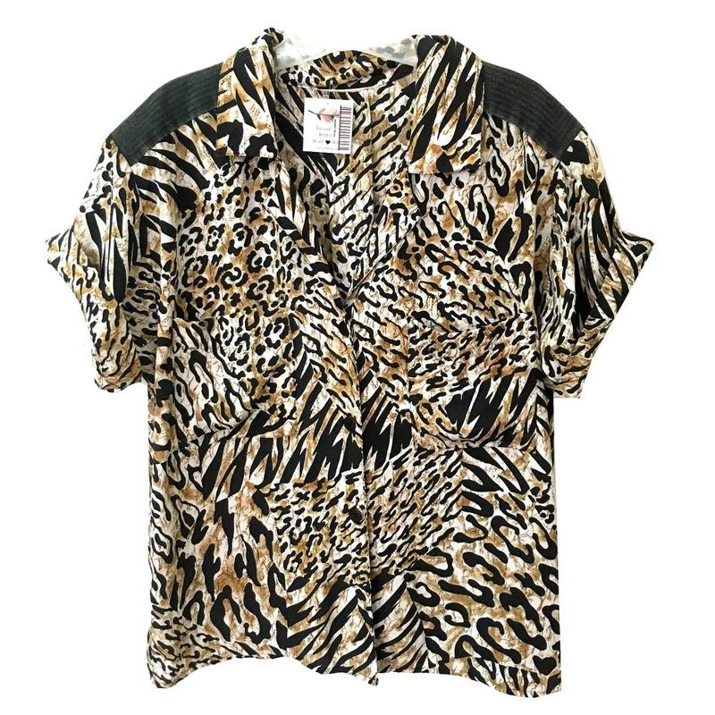 Camisa atigrada