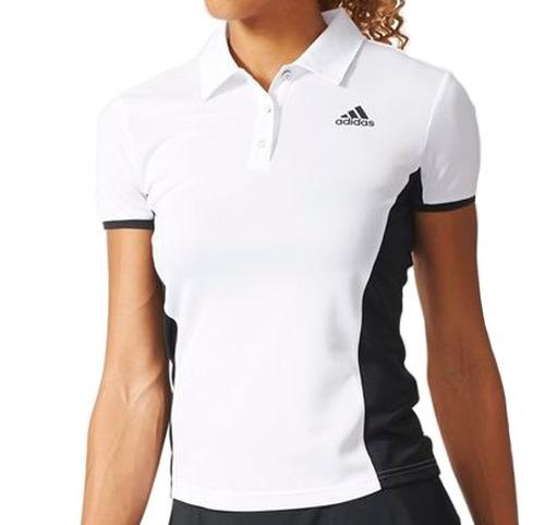 Playera Polo Tennis Court Mujer adidas Aj6067 en venta en ...