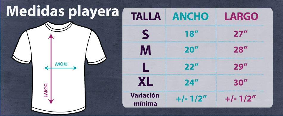Playera Oficial LOS CALIGARIS Black Tee
