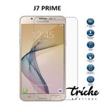 Cristal Templado Mica Contra Golpes Galaxy J7 Prime G610