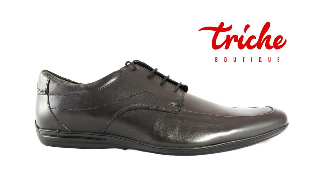 e4bd62e6 Calzado Caballero Negro Flexi 77901 Vestir Confort Agujeta | Triche