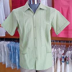 918993844b Guayabera De Lino. en venta en Centro Mérida Yucatán por sólo ...
