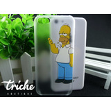 Case Homero Simpson iPhone 6 iPhone 6s