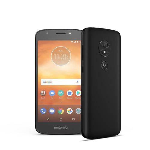 Celular Moto E5 Play Dual Sim Negro 16gb Liberado Con Huella