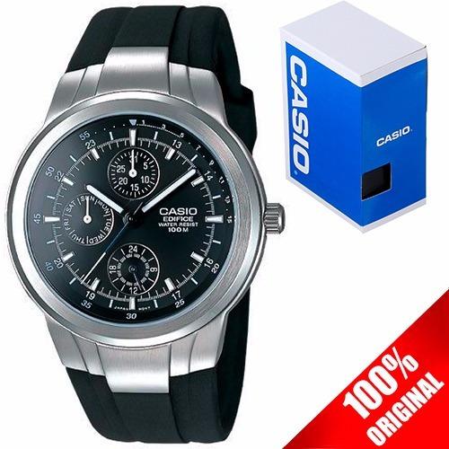 131398bc6343 Extensible Ef305 De Caucho Para Reloj Casio Ef305 en venta en ...