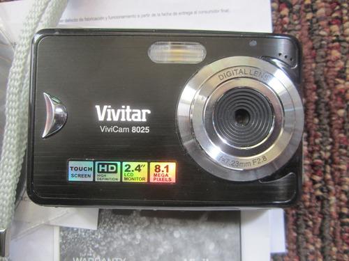 Camara Nueva Vivitar Vivicam 8025