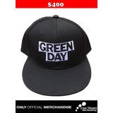 Gorra Oficial GREEN DAY