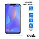 Cristal Templado Mica Contra Golpes Huawei Mate 20 Lite