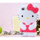 Funda / Botarga Hello Kitty Galaxy S4