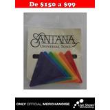 Plumillas Pick Guitar Oficial CARLOS SANTANA