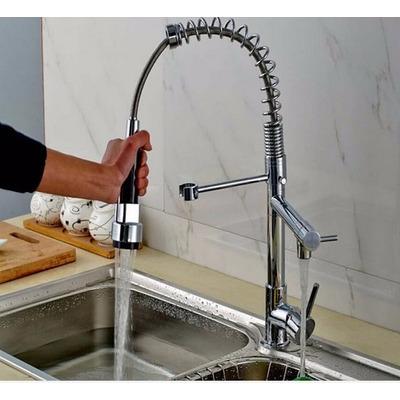 Llave monomando mezcladora fregadero grifo tarja cocina for Llaves de agua para tarjas