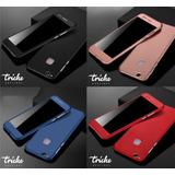Funda 360 + Cristal Slim Colores Seria Huawei P10 Lite