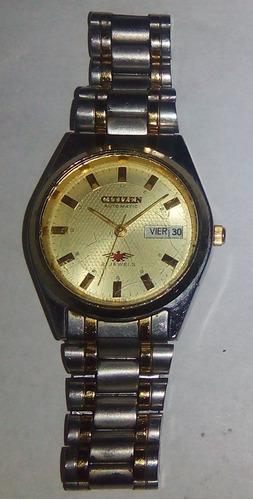 Reloj Citizen Caballero 21 Jewels Automatic ! Excelente ¡