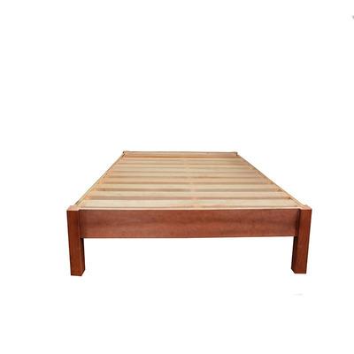 Base cama matrimonial madera bases camas matrimoniales for Cama matrimonial king