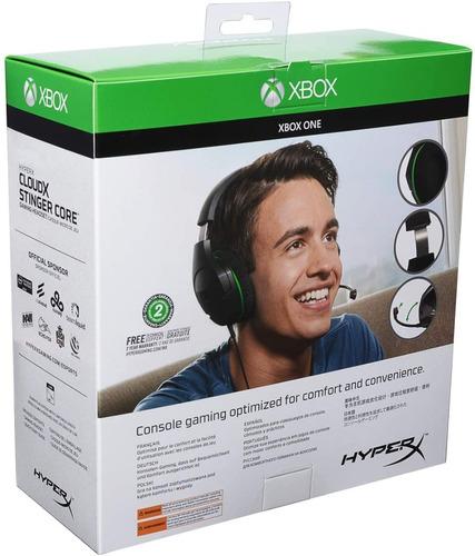 Audifonos Hyperx Cloudx Gamer Licencia Xbox Original - Ecart