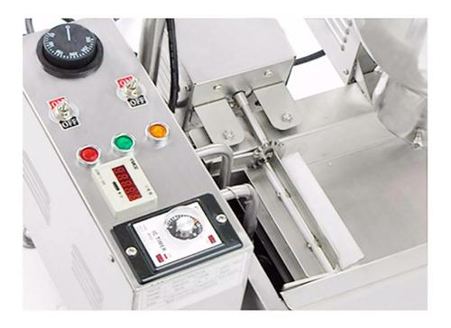 Máquina Automatica Comercial Para Hacer Donas Con Freidora   - Ecart