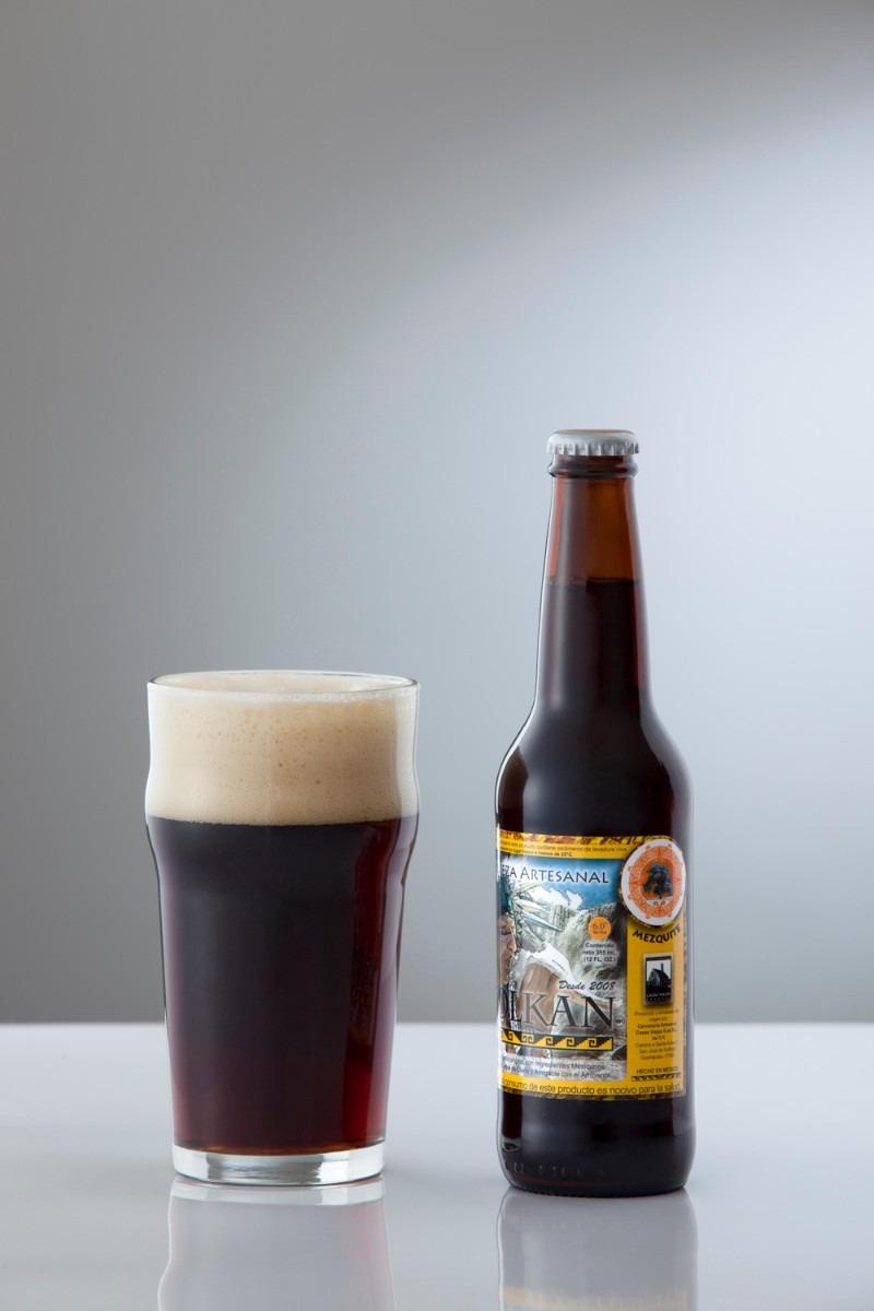 12 Pack - Yolkan Cerveza de Mezquite
