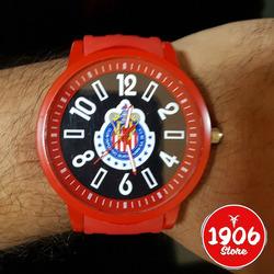 Reloj de Pulso Chivas rojo