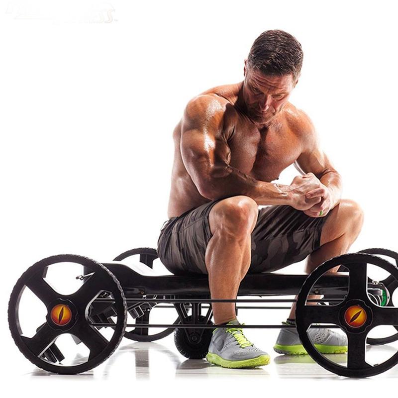 Frog Fitness, Equipo De Entrenamiento Aeróbico Y De Fuerza
