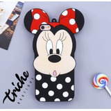 Funda Botarga Minnie Mimi Galaxy Grand Prime Triche